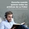 frater predicas fraternidad cristiana iglesia